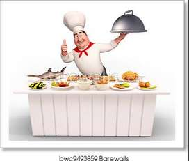 Need Cook For Biryani And Chicken