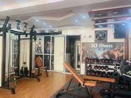 Working gym gym