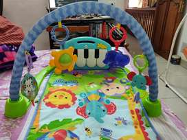 Fisher Price baby musical play gym