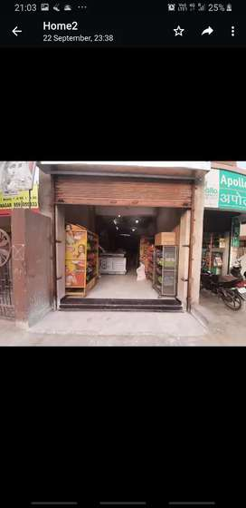 Fully furnished 600sq ft office and shop space avaialble for rent