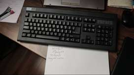 TVS Gold Mechanical Keyboard with Original Cherry MX Switches