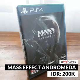Mass Effect Andromeda - BD PS4