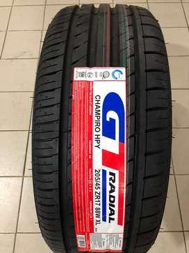 Promo Ban GT Radial 205/45 R17 Champiro HPY
