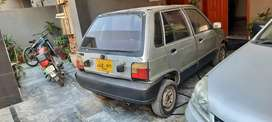 Mehran 2000 model | without file and book | CASH ONLY|  Read full ad