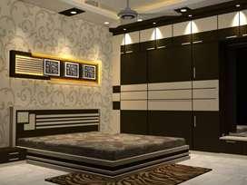 Modular Kitchen And Modular Furnitures Banwane Ke liye Call kare