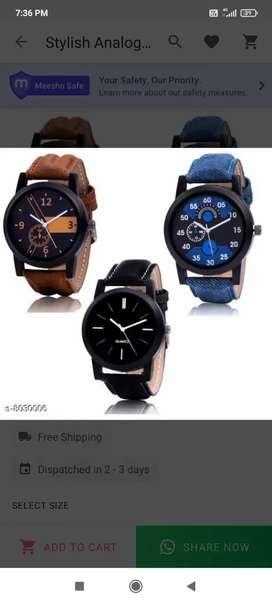 New watch 3 piece combo