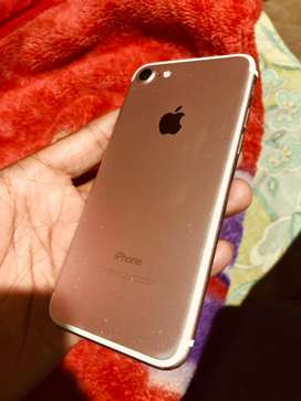 iPhone 7 (Rose gold) 128GB variant