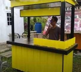 Kredit/cash booth semi container kirim semua kota di indonesia