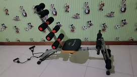 Gym fit  alat fitness praktis