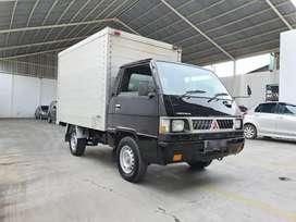 Mitsubishi Colt L300 Diesel 2014 Hitam,Pick Up Box [KIR & PAJAK HIDUP]