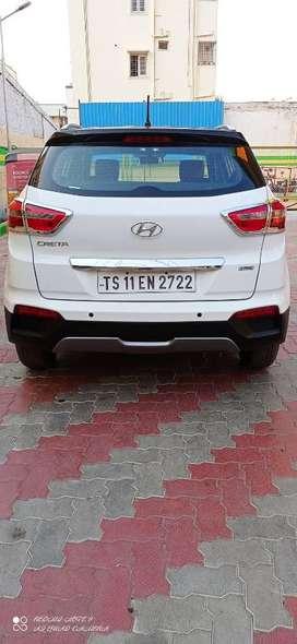 Hyundai Creta 1.4 S Diesel, 2018, Diesel