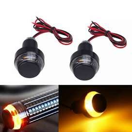 Lampu Sein LED Motor Turn Signal Indicator Blinker 22mm 2 PCS - SL-080