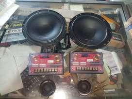 Bekas!!  Speaker 2way CRESCENDO Opus Super Detail SQ