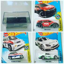 Hot WHeeLs Seri Honda