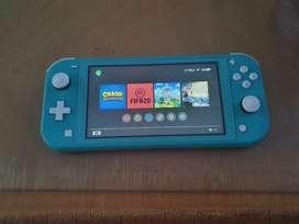 Nintendo Switch Lite dijual