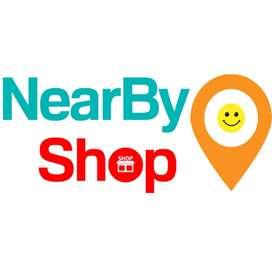 NearBy Shop.in
