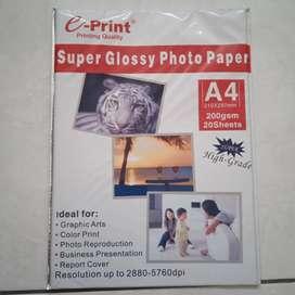 Kertas foto E-print