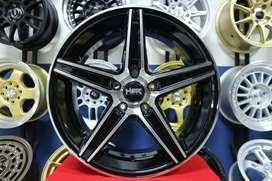 Velg Mobil Xpander R18 Model EMISSION HSR Wheel