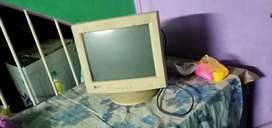15 inch monitor for sell totally ok,hurry