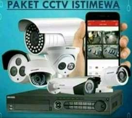Layanan promo CCTV terbaik terkomplit murah di Rawalumbu Bekasi