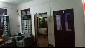 House of 2 bedrooms/2 toilets/kitchen/puja ghain a 1 katha land