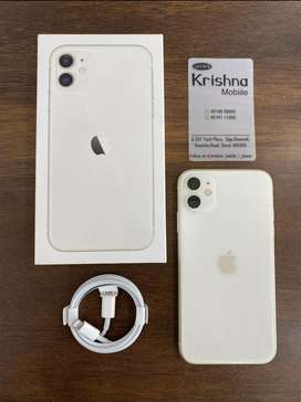 Iphone 11.128gb white like new available