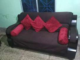 Brand new sofa 3+1+1  Just 1month old for sale