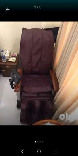 Imported massage chair