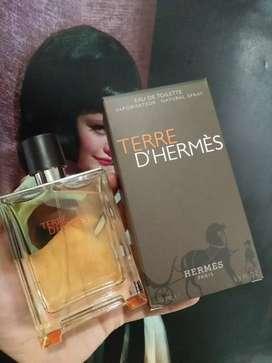 TERRE D HERMES EDT 100ML ORIGINAL PRODUCT