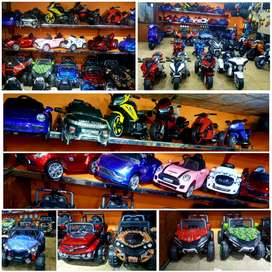 New color collection of kids toys bikes car jeep for sell