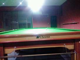 Snooker culb 4 table sale
