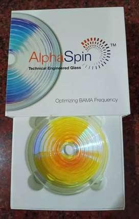 Alpha Spin/Alat Penangkal Radiasi