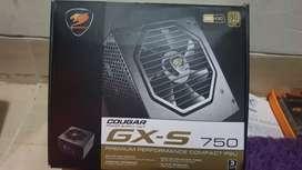 PSU Cougar GX-S 750 watt (Power Supply)