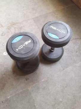 Dumbbled 10 kg price 2500