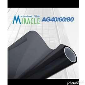 Kaca Film Miracle Original Garansi 2 tahun 20% sampai 80%