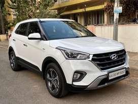Hyundai Creta 1.6 SX Plus Auto, 2019, Diesel