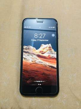 I phone 7 All new condition phone without scrach