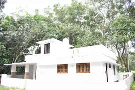 5.5 cent 1300sq. Ft Newly constructed house for sale at kanakary