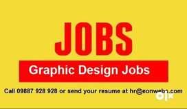 Graphic Design Jobs in Vaishali Nagar, Jaipur (Fresher & Experience)