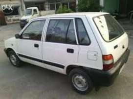 Maruti 800 MPFI with insurance and renewal  2021 in top condition.