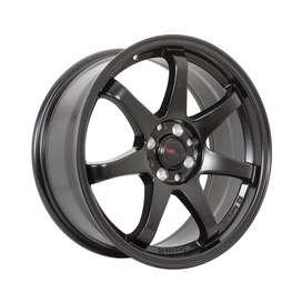velg HSR Gtr-Sport Ring 17x75-H8x100-1143-ET40-Smb