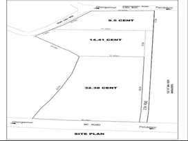 Residential Plot for sale (access from MC Road) at Maduka
