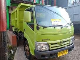 Hino dutro 130 HD dump truck 2017