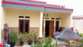 Rumah kampung cuma 435jt bisa KPR DP 43JT, dijamin bebas banjir