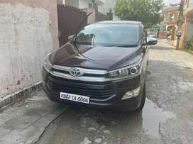 Toyota Innova Crysta 2016 Diesel Good Condition