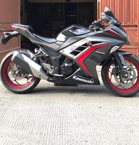 Kawasaki Ninja 250 ABS Special edition 2016