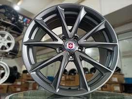 Velg HRE Ring 18x8 ET42 Pcd 5x114.3 Camry Civic Innova Terios Alphard