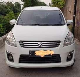 Suzuki Ertiga GL 2013 matic,kondisi mulus