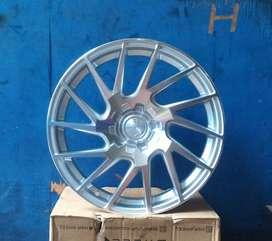 free ongkir SQUARE D056 HSR R18X8 H5X114,3 ET45 SMF