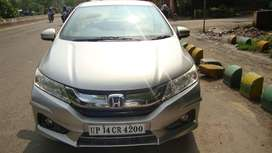 Honda City 1.5 V MT, 2015, Petrol